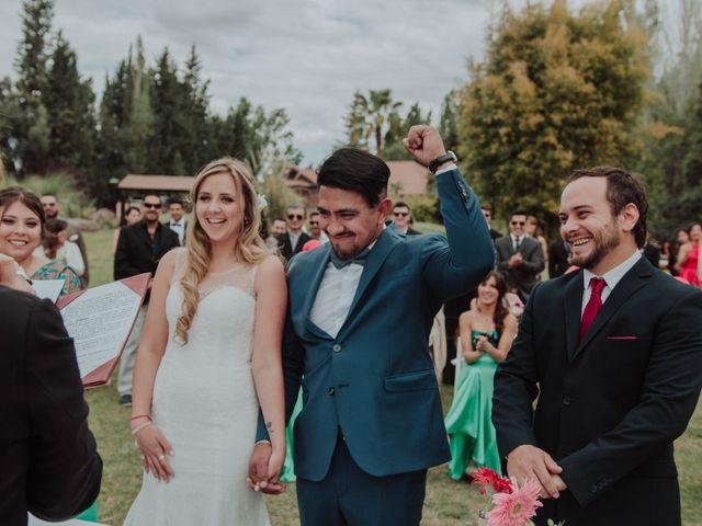 El casamiento de Nahue y Giuli en Maipu, Mendoza 73