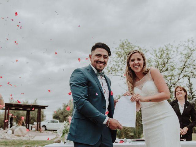 El casamiento de Nahue y Giuli en Maipu, Mendoza 75