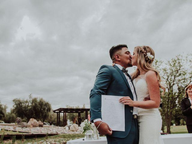El casamiento de Nahue y Giuli en Maipu, Mendoza 76