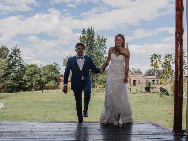 El casamiento de Nahue y Giuli en Maipu, Mendoza 78