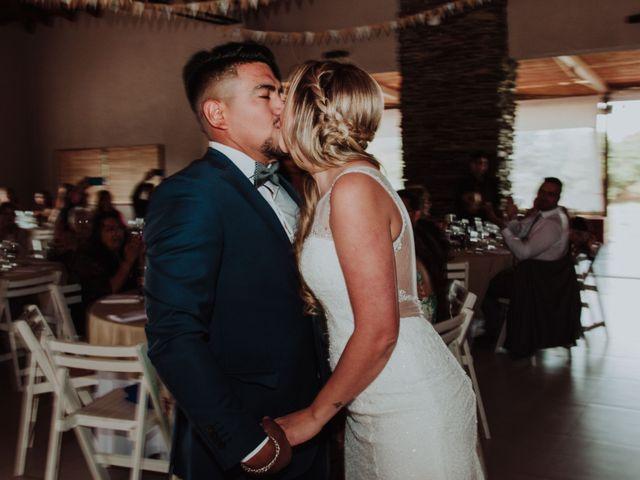 El casamiento de Nahue y Giuli en Maipu, Mendoza 79