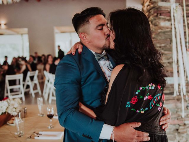 El casamiento de Nahue y Giuli en Maipu, Mendoza 81