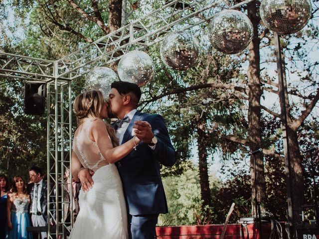 El casamiento de Nahue y Giuli en Maipu, Mendoza 85