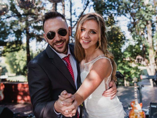 El casamiento de Nahue y Giuli en Maipu, Mendoza 87