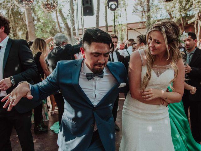 El casamiento de Nahue y Giuli en Maipu, Mendoza 88