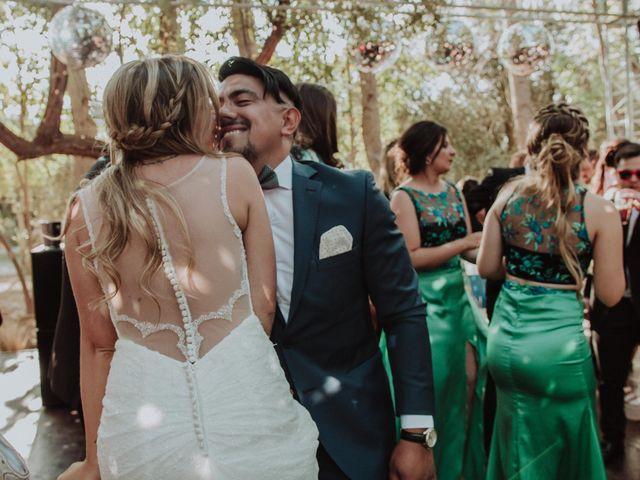 El casamiento de Nahue y Giuli en Maipu, Mendoza 89