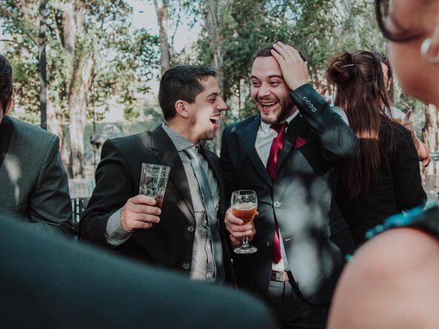 El casamiento de Nahue y Giuli en Maipu, Mendoza 90