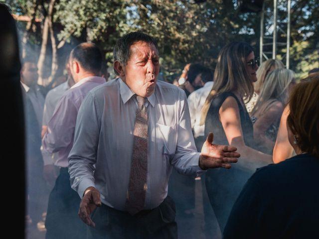 El casamiento de Nahue y Giuli en Maipu, Mendoza 92