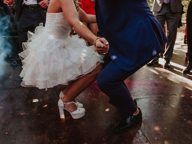El casamiento de Nahue y Giuli en Maipu, Mendoza 93