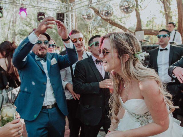 El casamiento de Nahue y Giuli en Maipu, Mendoza 95
