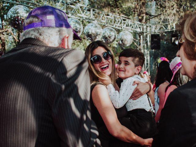El casamiento de Nahue y Giuli en Maipu, Mendoza 96