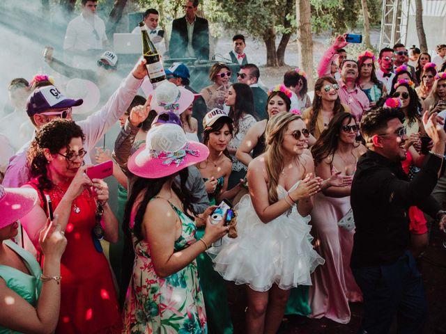 El casamiento de Nahue y Giuli en Maipu, Mendoza 99