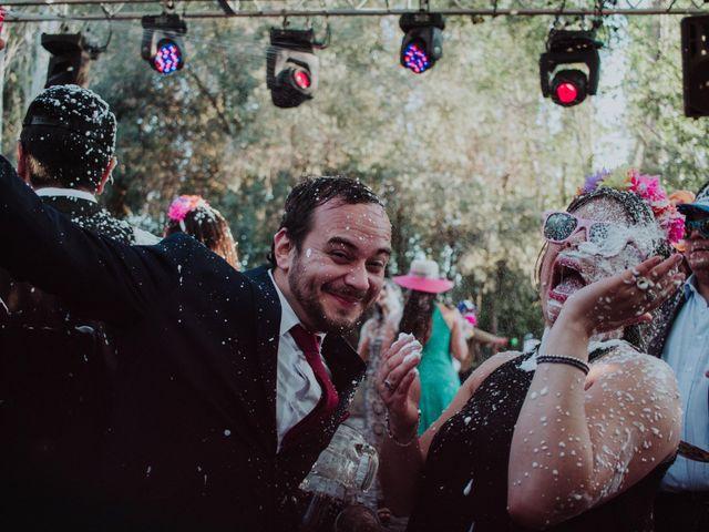 El casamiento de Nahue y Giuli en Maipu, Mendoza 101