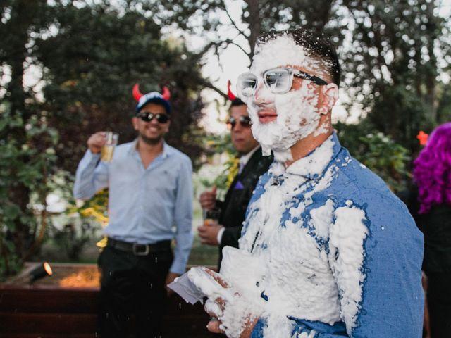El casamiento de Nahue y Giuli en Maipu, Mendoza 106