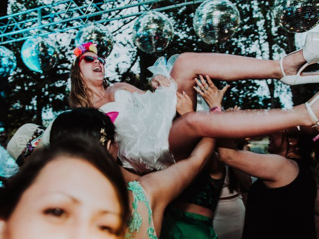 El casamiento de Nahue y Giuli en Maipu, Mendoza 108