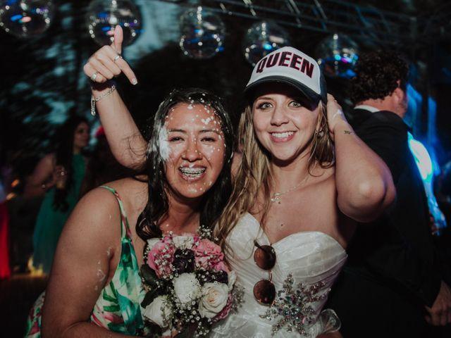 El casamiento de Nahue y Giuli en Maipu, Mendoza 111
