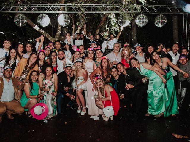 El casamiento de Nahue y Giuli en Maipu, Mendoza 114