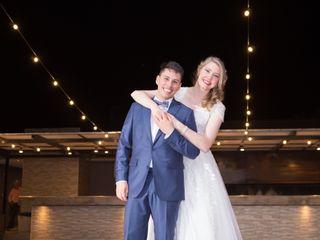 El casamiento de Bárbara y Adriel