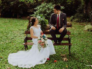 El casamiento de Karoline y Ricardo