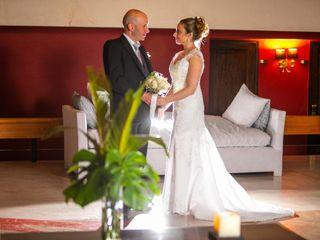 El casamiento de Javier y Vanina