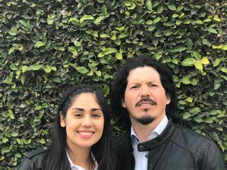 El casamiento de Camila y Ezequiel  1