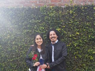 El casamiento de Camila y Ezequiel  2