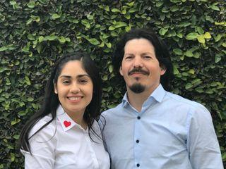 El casamiento de Camila y Ezequiel