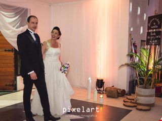 El casamiento de Carla y Diego