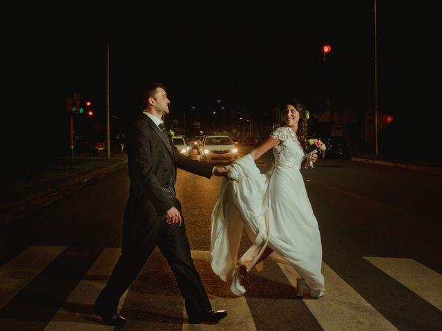 El casamiento de Romina y Maxi