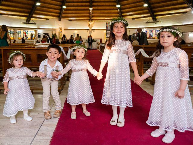 El casamiento de Juan Pablo y Agostina en Santa Lucía, San Juan 11
