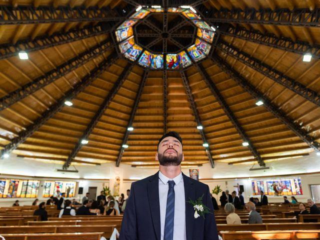 El casamiento de Juan Pablo y Agostina en Santa Lucía, San Juan 12