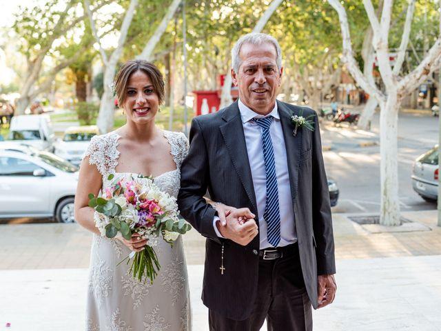 El casamiento de Juan Pablo y Agostina en Santa Lucía, San Juan 14
