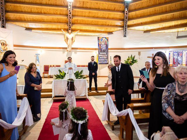 El casamiento de Juan Pablo y Agostina en Santa Lucía, San Juan 17
