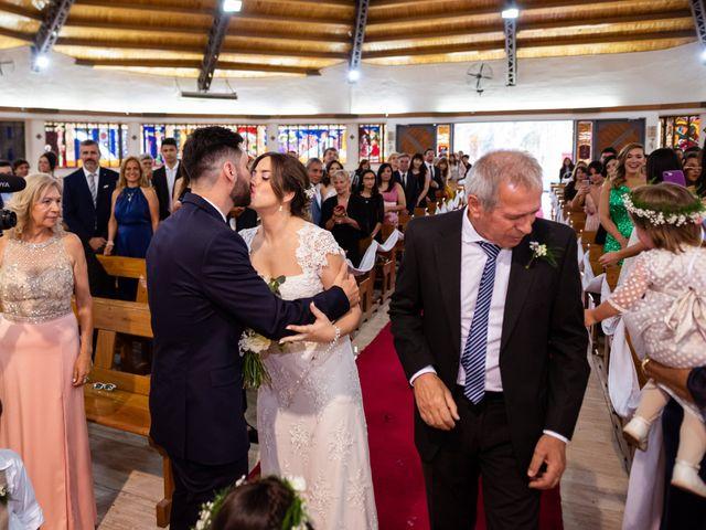 El casamiento de Juan Pablo y Agostina en Santa Lucía, San Juan 19
