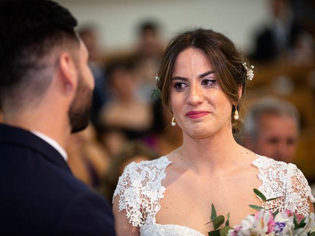 El casamiento de Juan Pablo y Agostina en Santa Lucía, San Juan 24