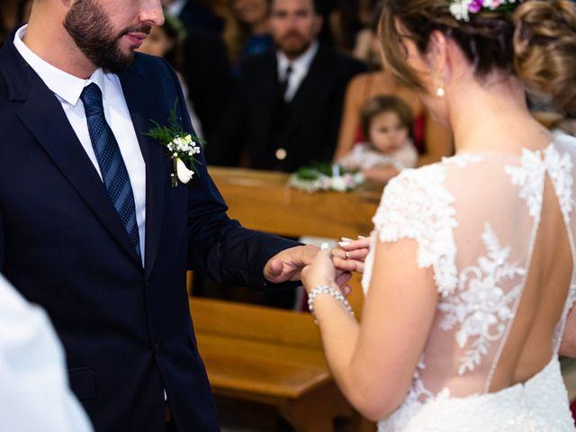 El casamiento de Juan Pablo y Agostina en Santa Lucía, San Juan 31