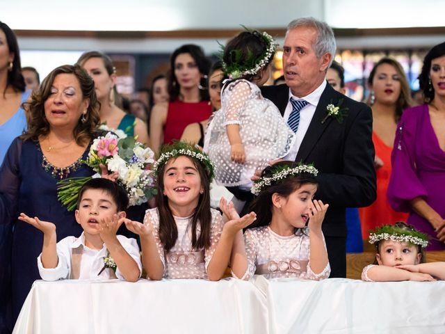 El casamiento de Juan Pablo y Agostina en Santa Lucía, San Juan 33