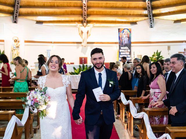 El casamiento de Juan Pablo y Agostina en Santa Lucía, San Juan 34