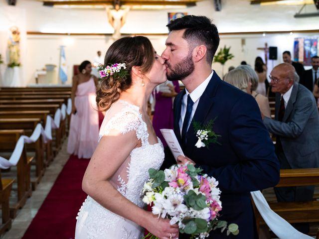 El casamiento de Juan Pablo y Agostina en Santa Lucía, San Juan 35