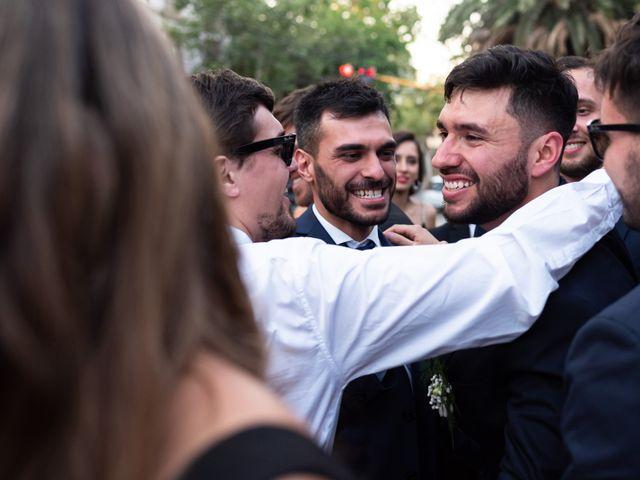 El casamiento de Juan Pablo y Agostina en Santa Lucía, San Juan 37