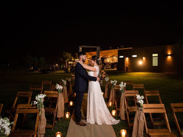El casamiento de Juan Pablo y Agostina en Santa Lucía, San Juan 44