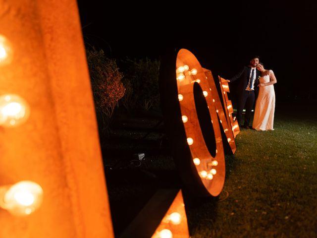 El casamiento de Juan Pablo y Agostina en Santa Lucía, San Juan 45