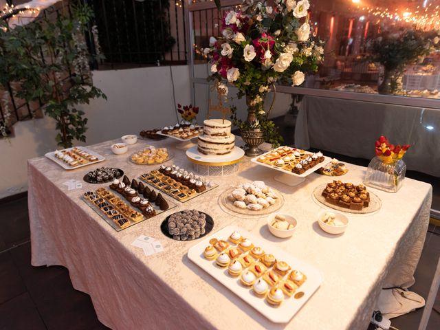 El casamiento de Juan Pablo y Agostina en Santa Lucía, San Juan 50