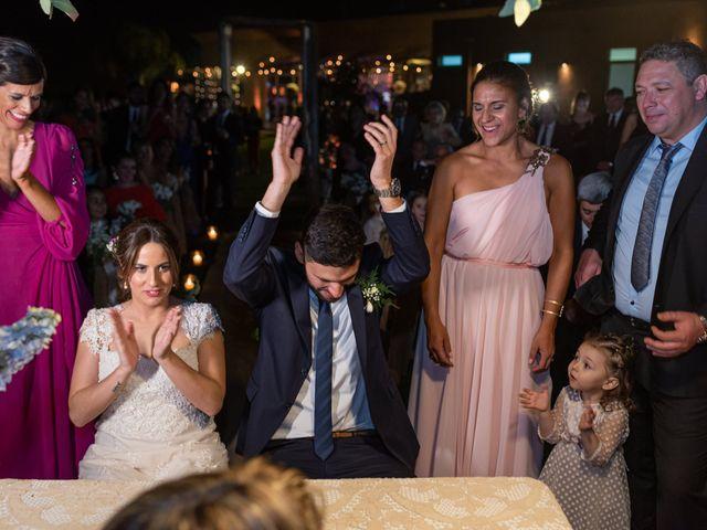 El casamiento de Juan Pablo y Agostina en Santa Lucía, San Juan 57