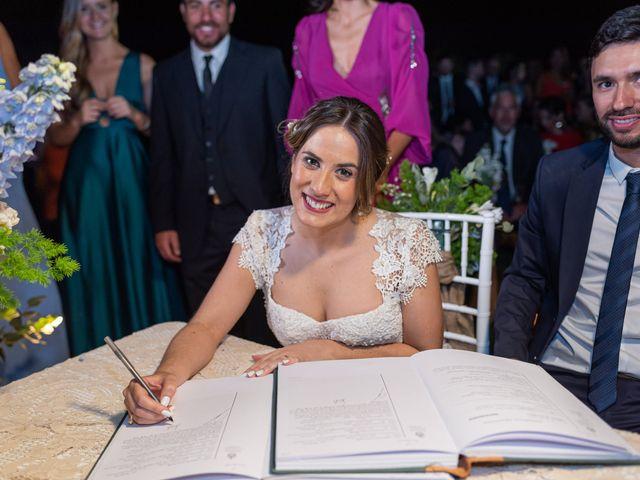 El casamiento de Juan Pablo y Agostina en Santa Lucía, San Juan 61