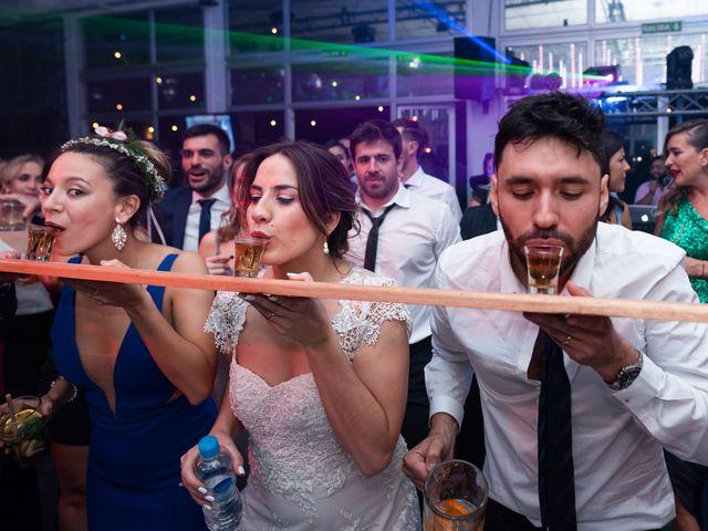 El casamiento de Juan Pablo y Agostina en Santa Lucía, San Juan 95