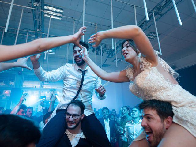 El casamiento de Juan Pablo y Agostina en Santa Lucía, San Juan 100