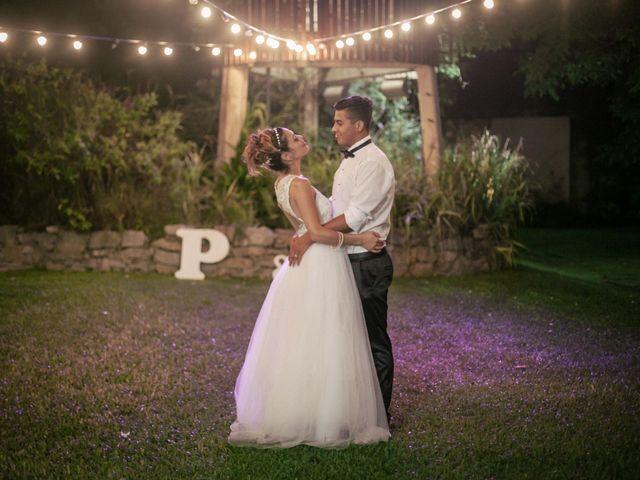 El casamiento de Patricia y Matías