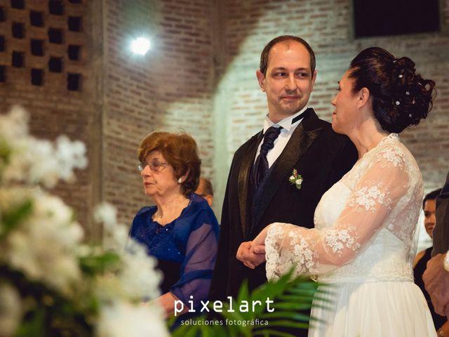 El casamiento de Diego y Carla en Parana, Entre Ríos 30