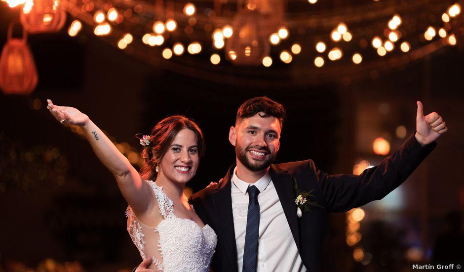 El casamiento de Juan Pablo y Agostina en Santa Lucía, San Juan
